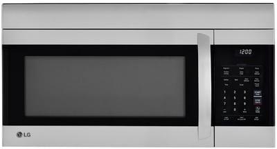 LG LMV1764ST Microwave
