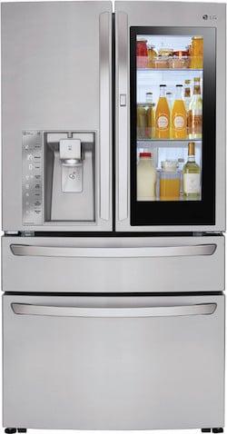 Door in DooR Refrigerator_LG LMXC23796S InstaView Refrigerator