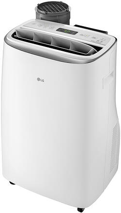 LG LP1419IVSM Portable Air Conditioner Angled View