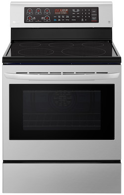 Memorial Day Deals - LG LRE3194ST Electric Range