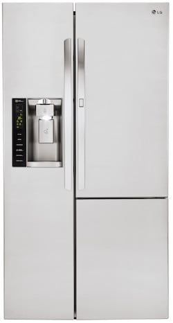 LG LSXS26366S Door in Door Side by Side Refrigerator 2019