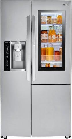 LG LSXS26396S Door in Door Side by Side Refrigerator