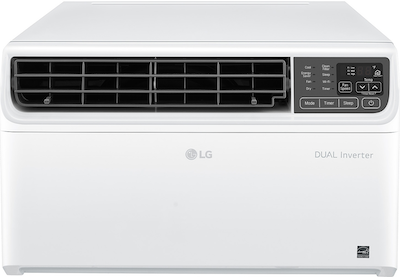 LG LW1019IVSM Window Air Conditioner