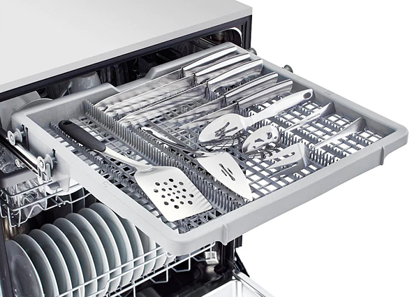 LG Third Rack Dishwasher