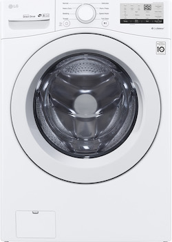 LG WM3400CW Front Load Washer