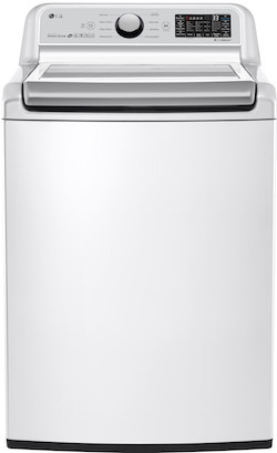 LG WT7300CW Top Load Washer - Independenc Day Sale