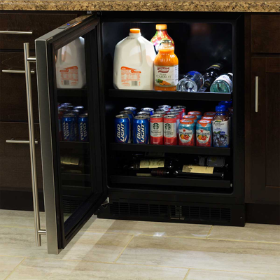 Marvel ML24BC Beverage Center Detail Photo