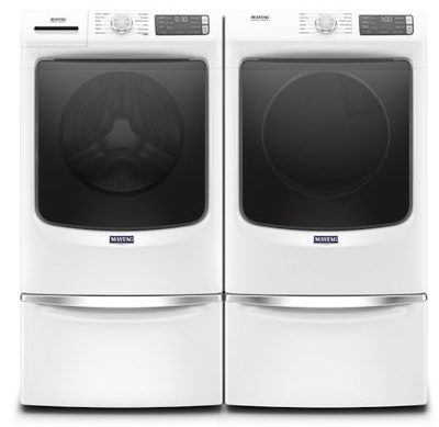 Maytag Front Load Laundry Pair 6630