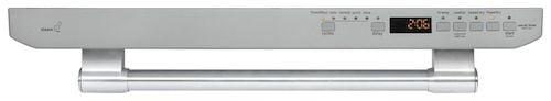 Maytag MDB8979SFZ Dishwasher Top Controls