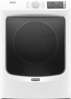 Maytag Stackable Washer Dryer - Maytag MED5630HW Front Load Dryer
