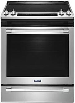 Maytag MES8800FZ Slide In Electric Range