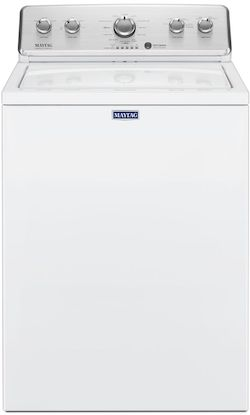 Maytag MVWC465HW Agitator Top Load Washer