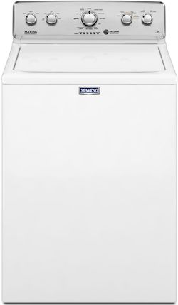 Top Load Washer Reviews Maytag MVWC565FW Top Load Washer with Agitator