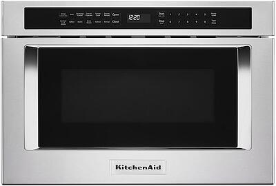 KitchenAid Microwave Drawer KMBD104GSS