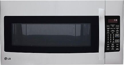 Best Convection Microwave Oven LG_Convection_Microwave_LMVH1711ST