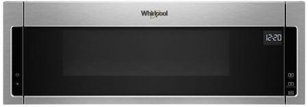 GE Spacemaker Microwave - Whirlpool Low Profile Microwave WML55011HS