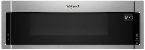 Whirlpool Low Profile Microwave WML55011HS
