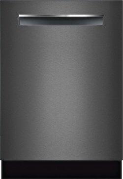 New Appliance Colors_Bosch Black Stainless Steel_Bosch SHPM78W54N DIshwasher