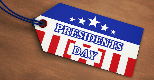 Presidents Day iStockPhoto Above the Fold Image