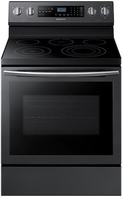 Best Electric Range SAMSUNG NE59N6630SG