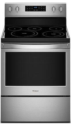 Best Electric Range WHIRLPOOL WFE550S0HZ