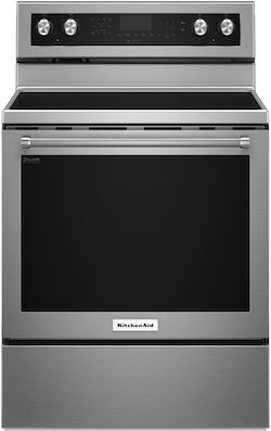 KitchenAid Electric Range KFEG500ESS