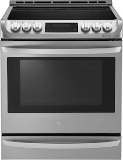 LG Slide In Electric Range LSE4613ST