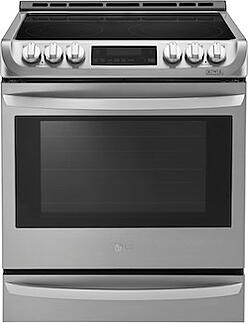 Best Slide In Electric Range Lg Lse4613st