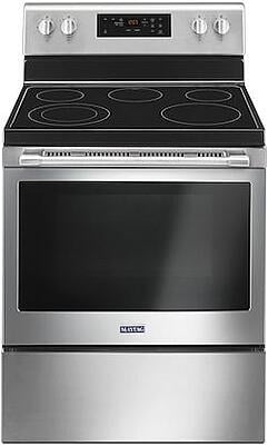 Maytag Electric Range Reviews - Maytag Electric Range MER6600FZ
