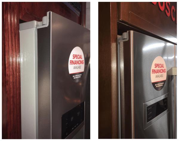 Refrigerator Buying Guide_Counter Depth vs Full Depth Refrigerator