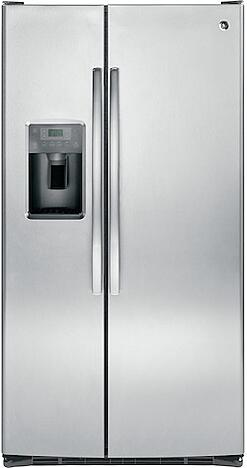 Best Side by Side Refrigerator of the Year GE GSS25GSHSS