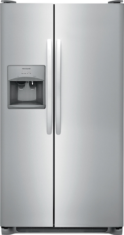 Best Side by Side Refrigerator of the Year FRIGIDAIRE FFSS2615TS