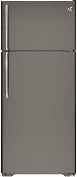 Best Top Freezer Refrigerator GE GTE18GMHES