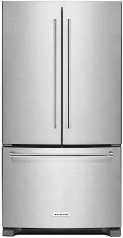 French Door Refrigerator - KITCHENAID KRFC300ESS
