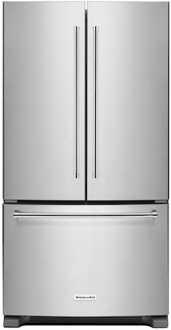 French Door Refrigerator - KITCHENAID KRFC300ESS