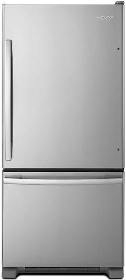 Amana ABB1924BRM Bottom Freezer Refrigerator