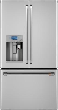 GE Cafe French Door Refrigerator CFE28USHSS
