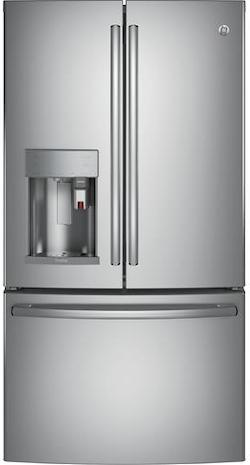 GE Profile French Door Refrigerator PFE28PSKSS