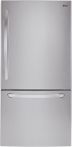 LG LDCS24223S Bottom Freezer Refrigerator