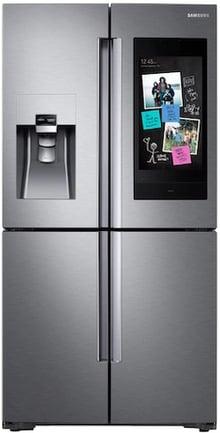 Samsung RF28N9780SR 4 Door FlexZone Refrigerator Family Hub