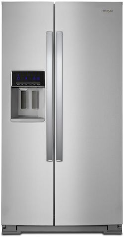Largest Side by Side Refrigerator WHIRLPOOL WRS588FIHZ