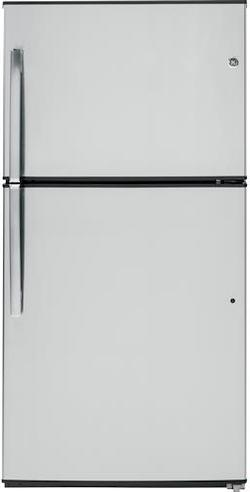 Largest Top Freezer Refrigerator GE GTE21GSHSS