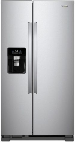 Best Side by Side Refrigerator of the Year Whirlpool WRS325SDHZ