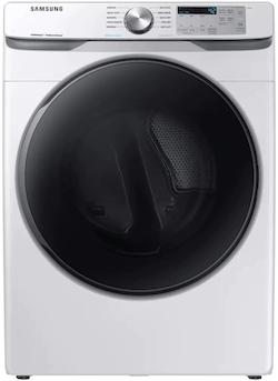 Samsung DVG45R6100W Gas Dryer