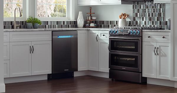 Samsung Dishwasher Reviews - Samsung Lifestyle Image