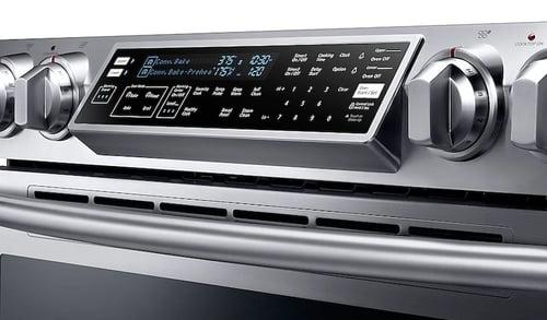 Samsung Flex Duo Control Panel - Samsung NE58F9710WS