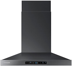 Black Stainless Steel Range Hoods Samsung NK30K7000WG Range Hood
