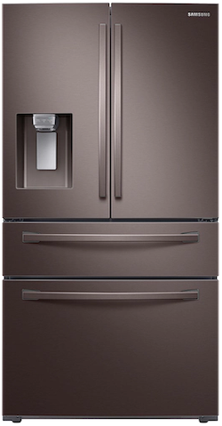 Samsung RF28R7201DT Four Door French Door Refrigerator