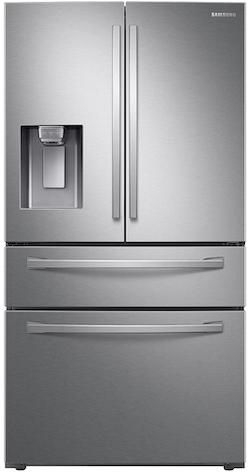 Samsung RF28R7201SR 4 Door French Door Refrigerator