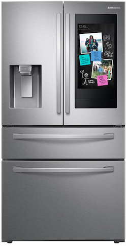 Samsung RF28R7551SR Four Door French Door Refrigerator